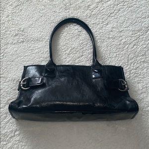 Vintage Peck & Peck Leather shoulder handbag